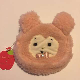 Franche Lippee pink pouch