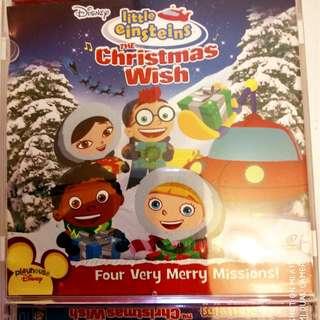 Little Einsteins - The Christmas Wish VCD