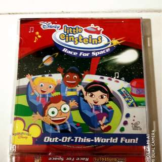 Little Einsteins - Race for Space VCD