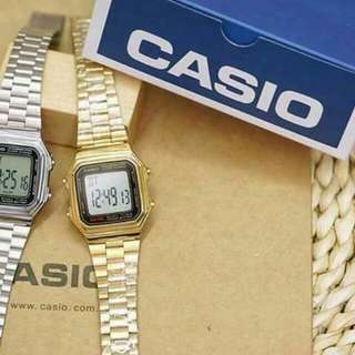 Casio watch ( OEM )w/ box