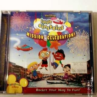 Little Einsteins - Mission Celebration VCD