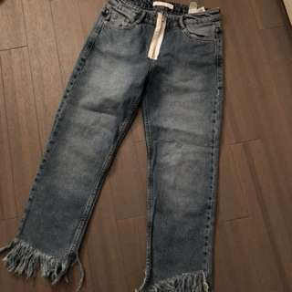 High waisted Zara Jeans
