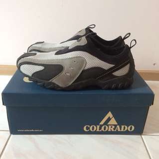 Colorado terrain shoes