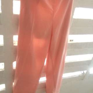 Kulot highwaist Peach