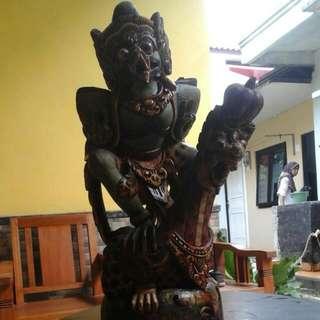 Patung Jati