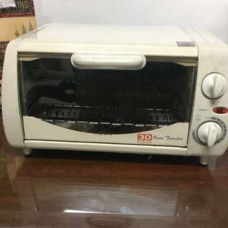 Heavy Duty 3D oven toaster