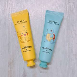 Tony Moly Pokemon Handcream