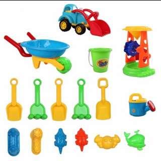 Sandplay toys