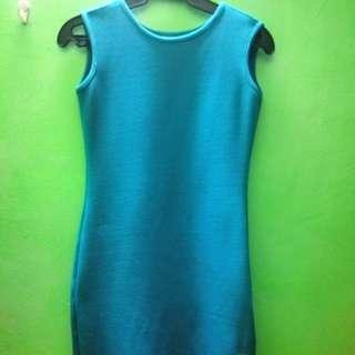 Blue Green Bodycon