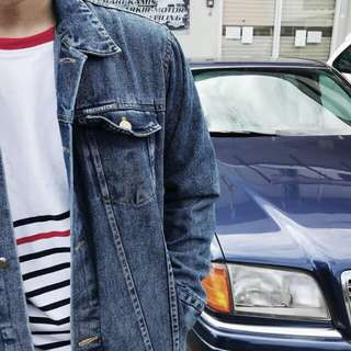 ROUGHNECK 1991 Denim Jacket