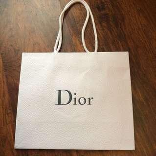 🚚 Dior ♥ 迪奧 精品紙袋