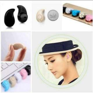BNIB S530 Mini Bluetooth Earphones