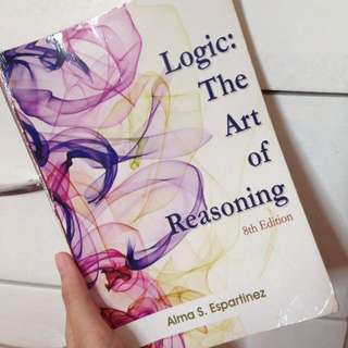 Logic: The Art of Reasoning