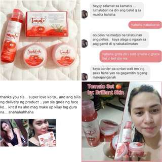 Brilliant Skin Tomato Rejuv Set