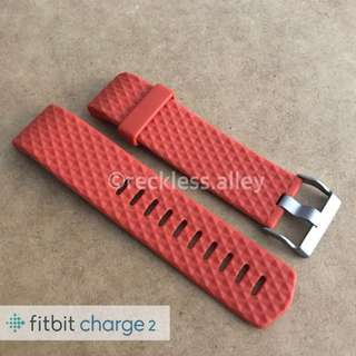 🍀Fitbit Charge 2 Diamond Beveled Band