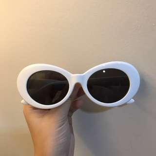 White Clout Goggles