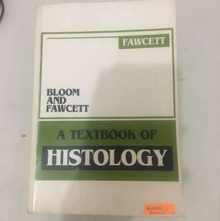 A textbook of histology