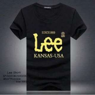 Lee shirt size : S-XL 💯cotton