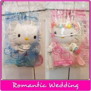 McDonald's Hello Kitty Wedding Series - Romantic