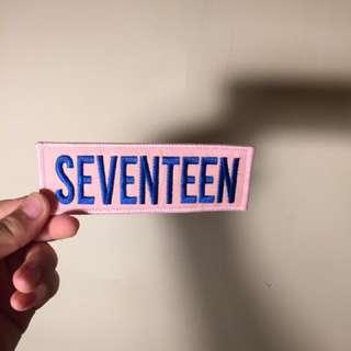 SEVENTEEN BADGE