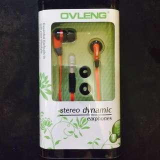 OVLENG Stereo Dynamic Earphones