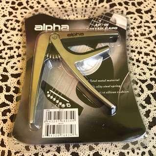 alpha吉他移調夾~新免運