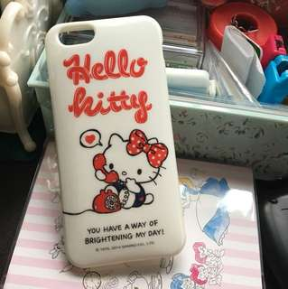 Hello kitty iphone6s手機套