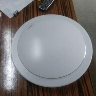 二手新凈 樂聲 Panasonic 14寸圓盤天花吸咀燈 22cm 圓管