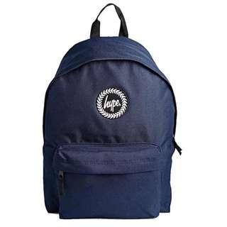 Hype深藍色書包