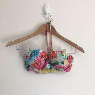 Seafolly floral bikini
