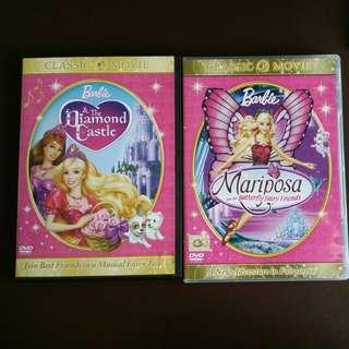 Barbie Movie Dvd