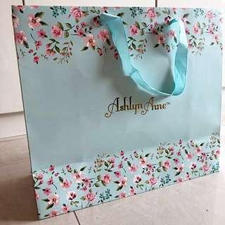 Ashlyn Anne paper bag from Precious Thots