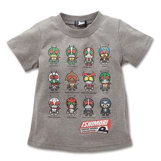 Rider Chibikyara short-sleeved T-shirt