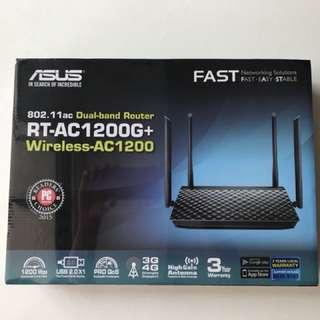 ASUS RT AC 1200G+