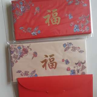 Singapore Airlined Red Packet 2018