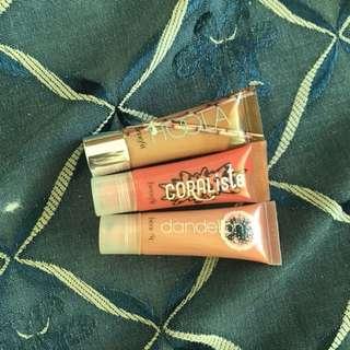 Benefit cosmetics mini lip gloss 💕
