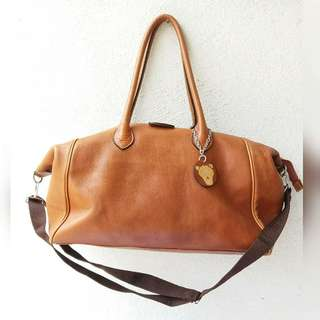 YUJOU JAPAN GENUINE LEATHER BAG