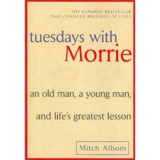 Tuesdays with Morrie E-Book