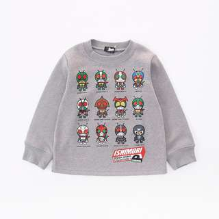 Rider Chibikyara long-sleeved T-shirt