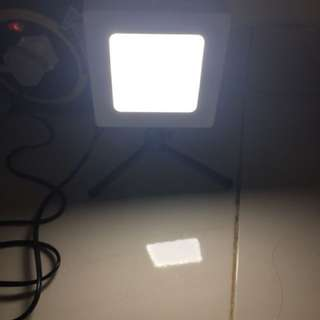 Lampu Studio Mini 6 watt Pixmix Studio