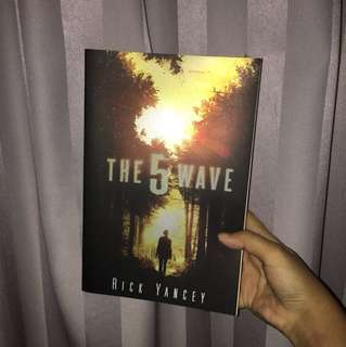 the 5th wave (import)