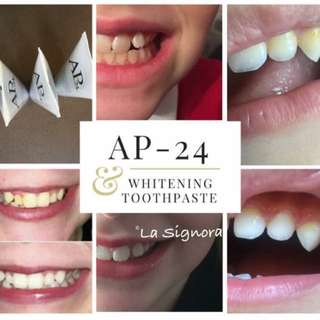 AP-24 Whitening Toothpaste at distributor price