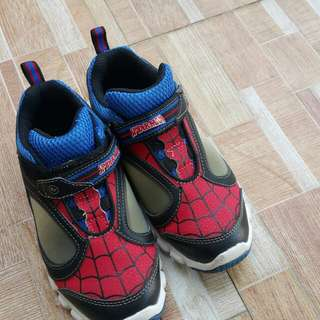 Original MARVEL Spiderman Kid Shoe