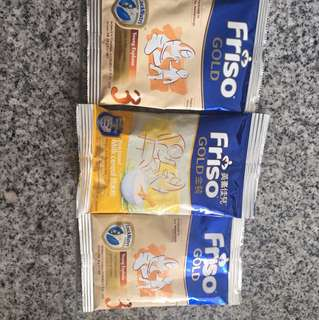 Friso Gold Stage 3 (Free $5 voucher)