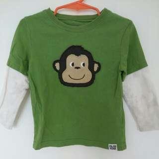 [免費送出] Monkey tee