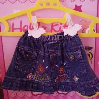 Rok Jeans 3-5 thn