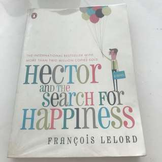 Book - Heactor and the search for happiness