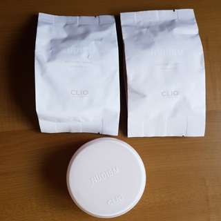 Clio Nudism Cushion case + refill x2