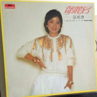 鄧麗君-演唱会12唱片-两片