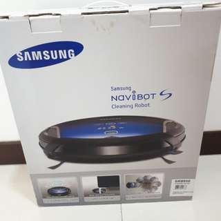 Samsung NavibotS Cleaning Robot